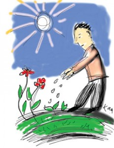 desenho semeador x